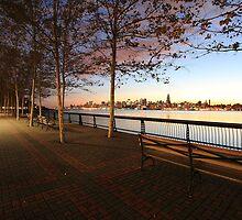 Promenade on the Hudson Rv.! by pmarella