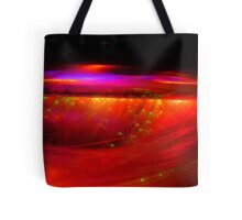 FOLLOW THE LIGHTS HOME Tote Bag