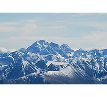Grossglockner, Austrian Alps, Photographic Print