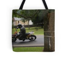 revisit supermoto 2010 at the premier circuit  Tote Bag