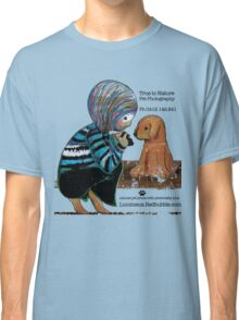 Smile Baby Pet Portrait Photographer CUSTOMISED Classic T-Shirt