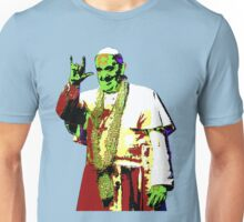 Rock Pop Pope Superstar Unisex T-Shirt