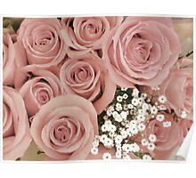 Pink & Pretty Dozen Poster