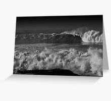 The Storm Series 2 Greeting Card
