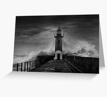 The Storm Series 5 Greeting Card