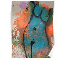 Nude, Bernard Lacoque-4 Poster