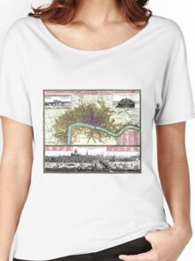 London - England - 1740 Women's Relaxed Fit T-Shirt