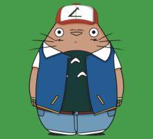 Totoro Ketchum Kids Clothes