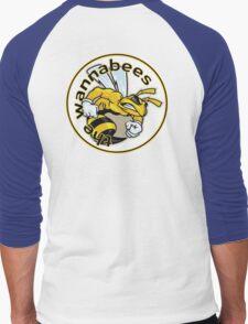 Wannabees windsurfing team shirt Men's Baseball ¾ T-Shirt