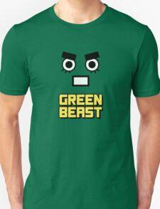 Rock Lee - Green Beast!! (Yellow) Unisex T-Shirt