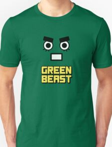 Rock Lee - Green Beast!! (Yellow) T-Shirt