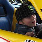boy racer by geof
