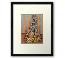 Two Wise Framed Print