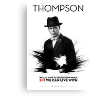 Awesome Series - Thompson Canvas Print