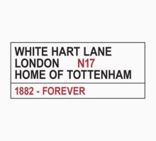 White Hart Lane - Home of Tottenham by coltrane