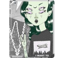 Zelina  iPad Case/Skin