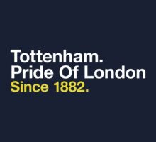 Tottenham. Pride Of London by coltrane