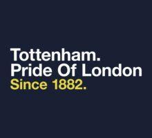 Tottenham. Pride Of London by coltrane