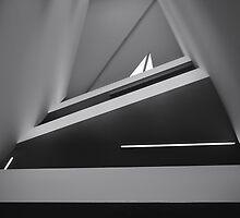 Triangles by Tomáš Hudolin