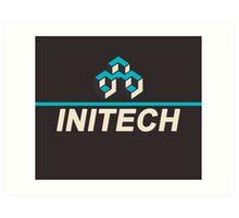 Initech Corporation Art Print