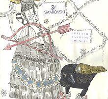 Killer Fashion - Sketchbook page 11 by scallyart
