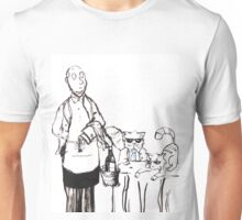 Serving the Cats Unisex T-Shirt