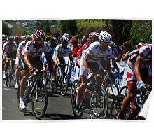 Fabian Cancellara & Cadel Evans Poster