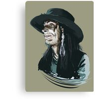 Butch Cavendish Canvas Print