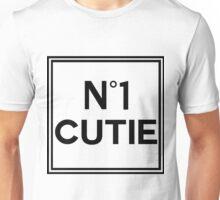 No 1 CUTIE Unisex T-Shirt