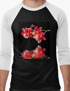 Orchid - 30 Men's Baseball ¾ T-Shirt