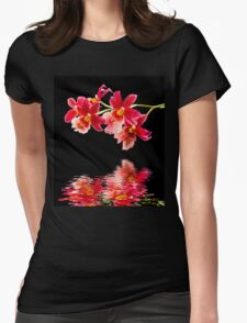 Orchid - 30 Womens Fitted T-Shirt