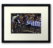 Mathew Hayman Framed Print