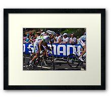 Wesley Sulzberger Framed Print