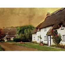The Village Photographic Print