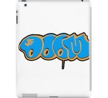 MF DOOM iPad Case/Skin