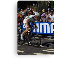 Mathew Hayman Canvas Print