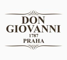 Don Giovanni 1787 Prague One Piece - Long Sleeve