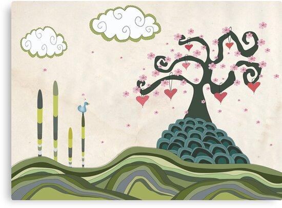 Vector Doodle by Pip Gerard