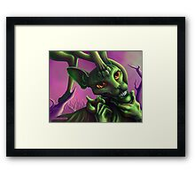 Cheshire  Framed Print
