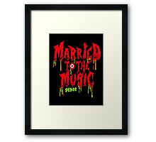 SHINEE Married to the Music Framed Print