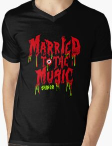 SHINEE Married to the Music Mens V-Neck T-Shirt