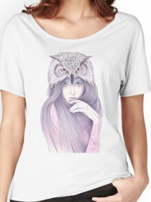 The Wisdom Women's Relaxed Fit T-Shirt
