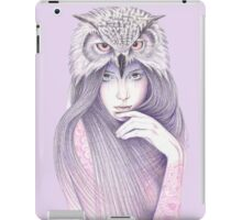 The Wisdom iPad Case/Skin