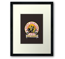 Elite Hunting Club (EHC) Framed Print