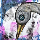 Bird, Bernard Lacoque-1 by ArtLacoque