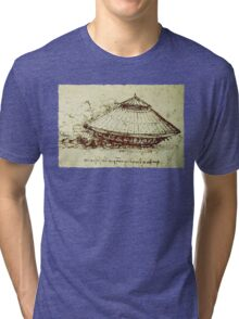 Da Vinci's tank Tri-blend T-Shirt