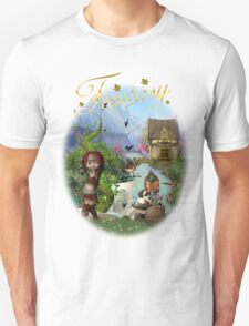 The Fairy Tale Book T-Shirt For All Ages T-Shirt
