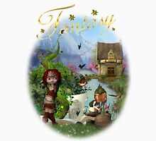 The Fairy Tale Book T-Shirt For All Ages Unisex T-Shirt