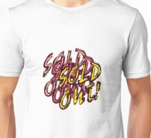 Sold out! - multi yellow Unisex T-Shirt