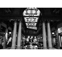 Rome - Alberto Sordi gallery  Photographic Print
